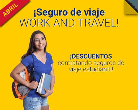 asistencia al viajero para estudiantes