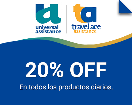 20% off Universal Assistance